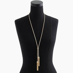 J. Crew Gold Chain Necklace